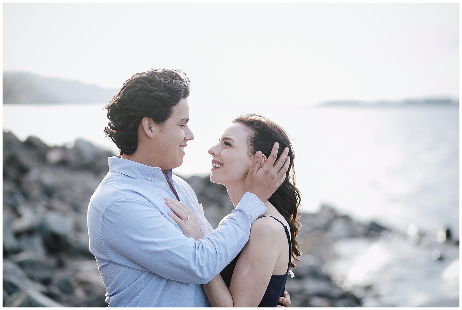 Meghan & Joesph Fine Art Engagement Session Columbia River Gorge Oregon, Fine Art Wedding Photographer Portland, Oregon